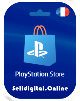 buy PlayStation Network Card france INSTANT DILIVERY